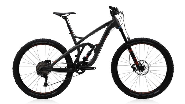 Sepeda Gunung Polygon Arang Collosus N6 SLX