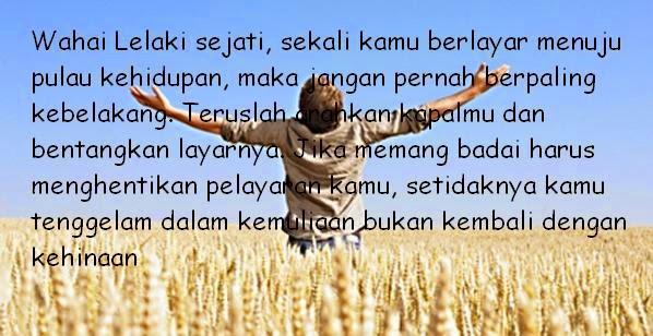 Kata kata indah tentang motivasi kehidupan