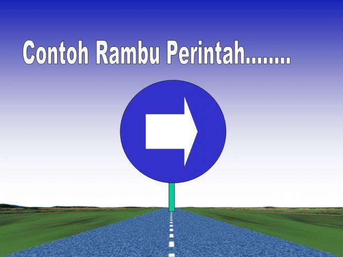 Rambu Perintah