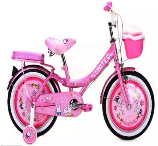 Sepeda anak united my music
