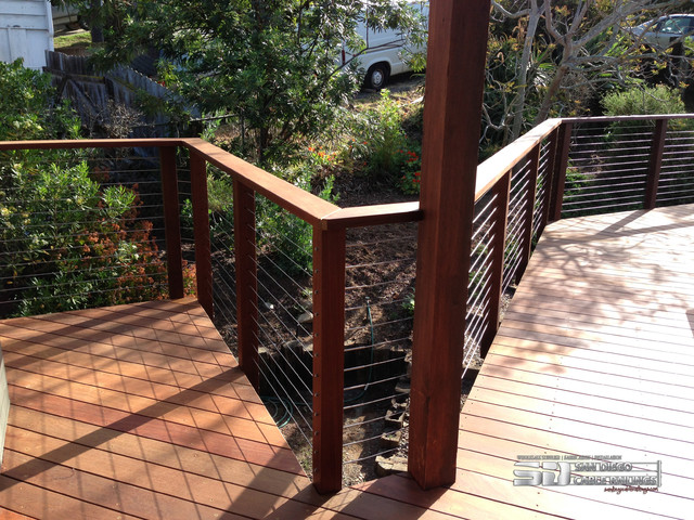 The Modern Wire Railing