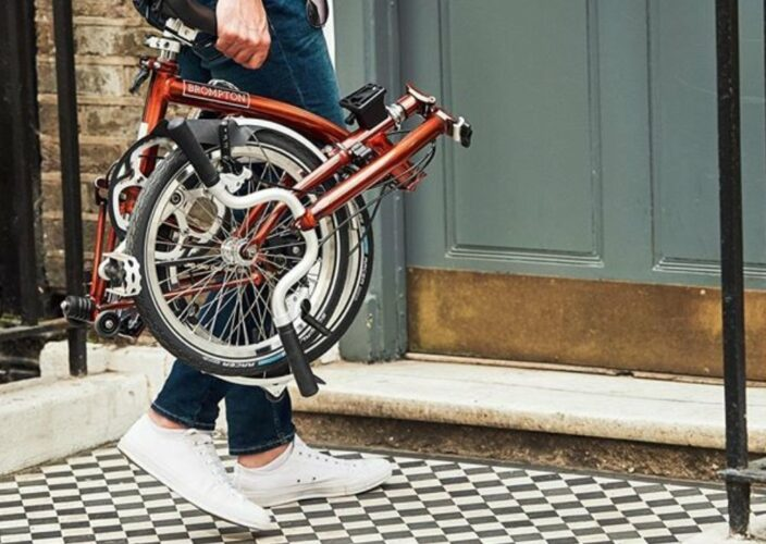 sepeda brompton harga termahal