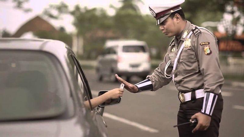 Profesi polisi untuk pengamanan negara salah satu jenis pekerjaan yang banyak diidamkan orang
